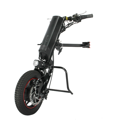 Электроприставка к коляске