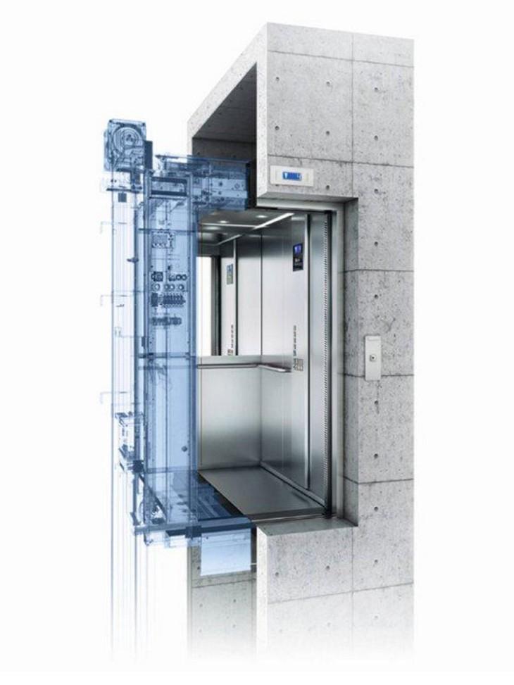 Лифты пассажирские электрические